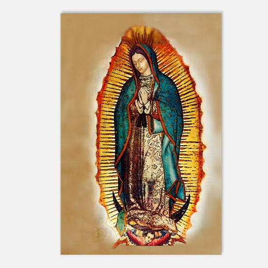 Virgen GuadalupePopZazzle Postcards (Package of 8)