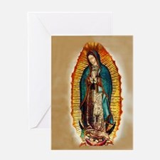 Virgen GuadalupePopZazzlecopy Greeting Card