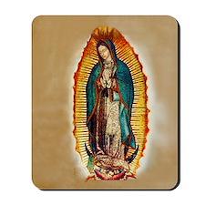 Virgen GuadalupePopZazzlecopy Mousepad