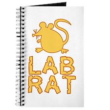 Cheese Lab Rat Journal