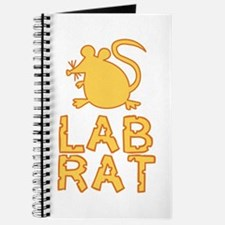Cheese Lab Rat Journal
