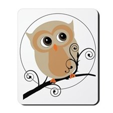 my owl t Mousepad