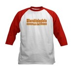 Microbiologists are Hot Kids Baseball Jersey