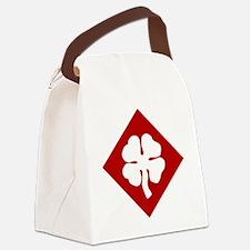 4th Army Canvas Lunch Bag