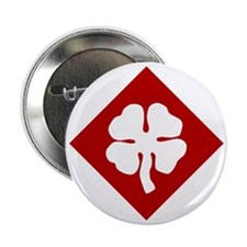 """4th Army 2.25"""" Button"""