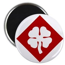 4th Army Magnet