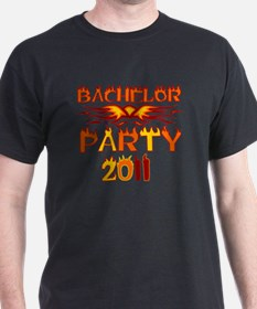 flamesbachparty2011 T-Shirt