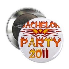 "flamesbachparty2011 2.25"" Button"