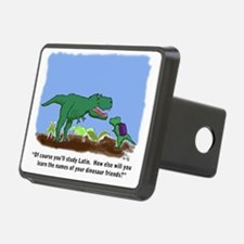 T-Rex learns Latin. Hitch Cover