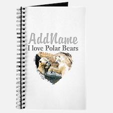 LOVE POLAR BEARS Journal