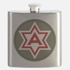 6th Army Flask