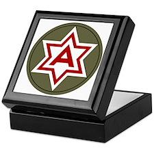6th Army Keepsake Box