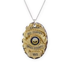 Medical Examiner Necklace
