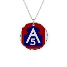 5th Army - North - USARNORTH Necklace