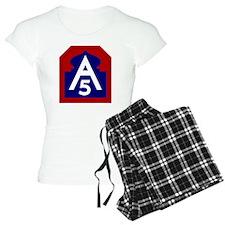5th Army - North - USARNORT Pajamas