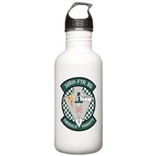 308th Fighter Squadron Water Bottle