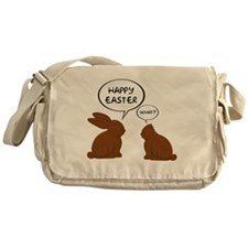 HappyEasterWhat Messenger Bag