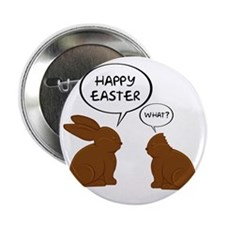 "HappyEasterWhat 2.25"" Button"