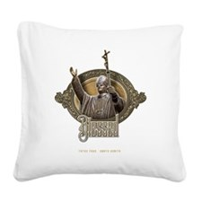 bjp2_05_dark Square Canvas Pillow