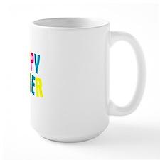 HappyEasterdark-01 Mug