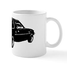 Pacer black Mug