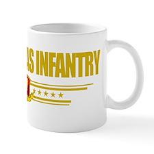 4th Arkansas Infantry (Flag 10) pocket Small Mug
