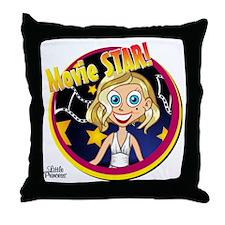 t-shirt_10x10_moviestar Throw Pillow