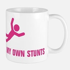 Hot Pink - My Own Stunts Mug