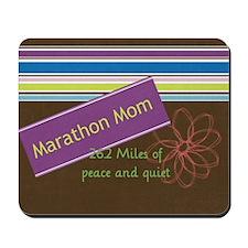 marathonmom4 Mousepad