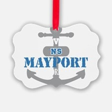 FL Mayport 2 Ornament