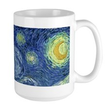 Van Gogh wraparound Ceramic Mugs