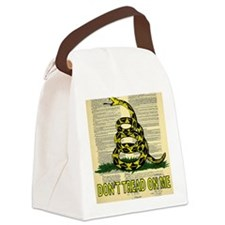 DONTTREADCONST Canvas Lunch Bag
