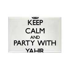 Keep Calm and Party with Yahir Magnets