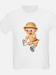 Safari Child Kids T-Shirt