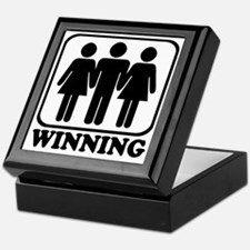 Winning 3some Keepsake Box