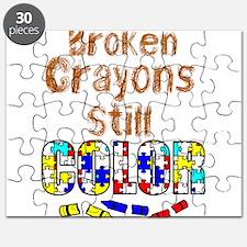 BROKEN CRAYONS STILL COLOR Puzzle
