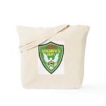 Yuba Sheriff Tote Bag