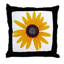 Black Eyed Susan Flower Itouch2 Itouc Throw Pillow