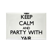 Keep Calm and Party with Yair Magnets