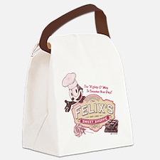 candyshop Canvas Lunch Bag