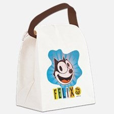 60s 6 Canvas Lunch Bag