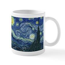Van Gogh Wraparound Small Mugs