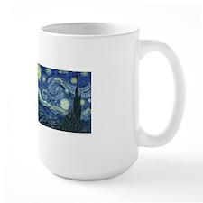 Van Gogh Wraparound Coffee Mug