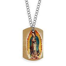 Virgen GuadalupePopZazzlePC Dog Tags