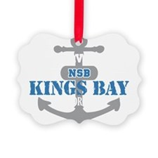 GA Kings Bay 2 Ornament