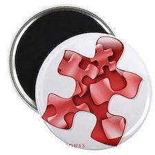 puzzle-v2-red-onblk2 Magnet