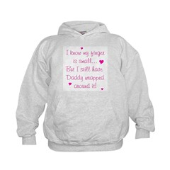 Daddy Wrapped Around Finger - Hoodie