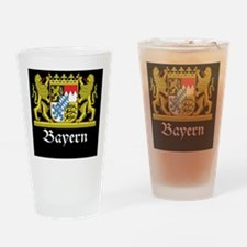 bavaria_black Drinking Glass