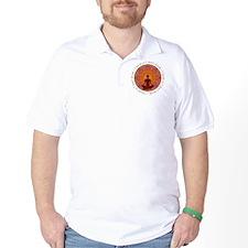 bendYogaREV1out T-Shirt