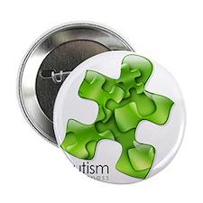 "puzzle-v2-green 2.25"" Button"